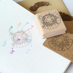 1 шт.. weather rubber seal Милая линейка Штампы деревянные прозрачные DIY штампы для скрапбука прозрачные штампы чернила печать школьные