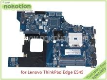 laptop motherboard for lenovo thinkpad edge E545 VALEB LA-8127P AMD DDR3