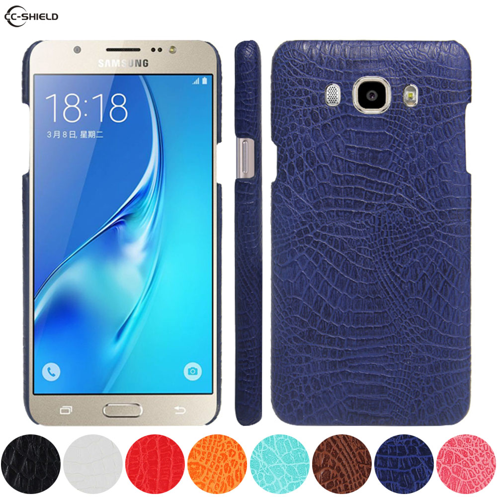Case for Samsung Galaxy <font><b>J5</b></font> <font><b>2016</b></font> SM-J510Fn J510Fn J510f/ds SM-J510F/DS Phone Bumper Case for Samsung J 5 <font><b>510</b></font> Hard PC Frame Cover image