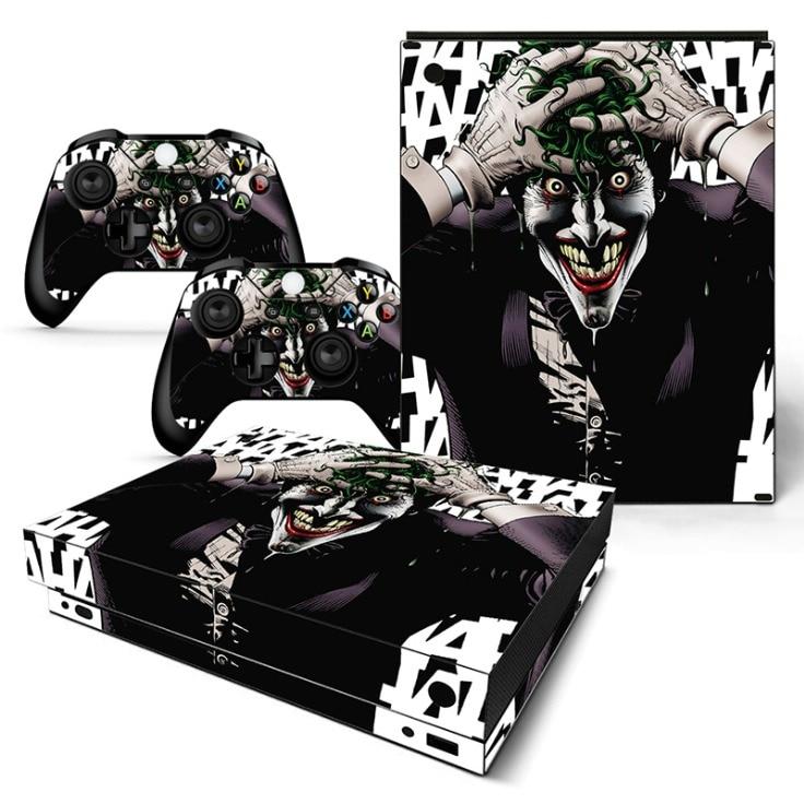 Joker consumer electronics Vinyl Material Decal Cover Skin ...