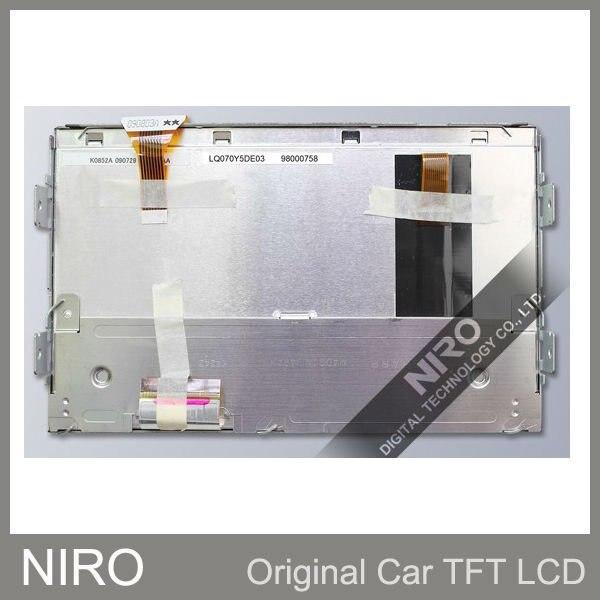 A+ автомобильный TFT ЖК-монитор от LQ070Y5DE03 ЖК-дисплей для Land Rover, 4(2010) с сенсорным экраном