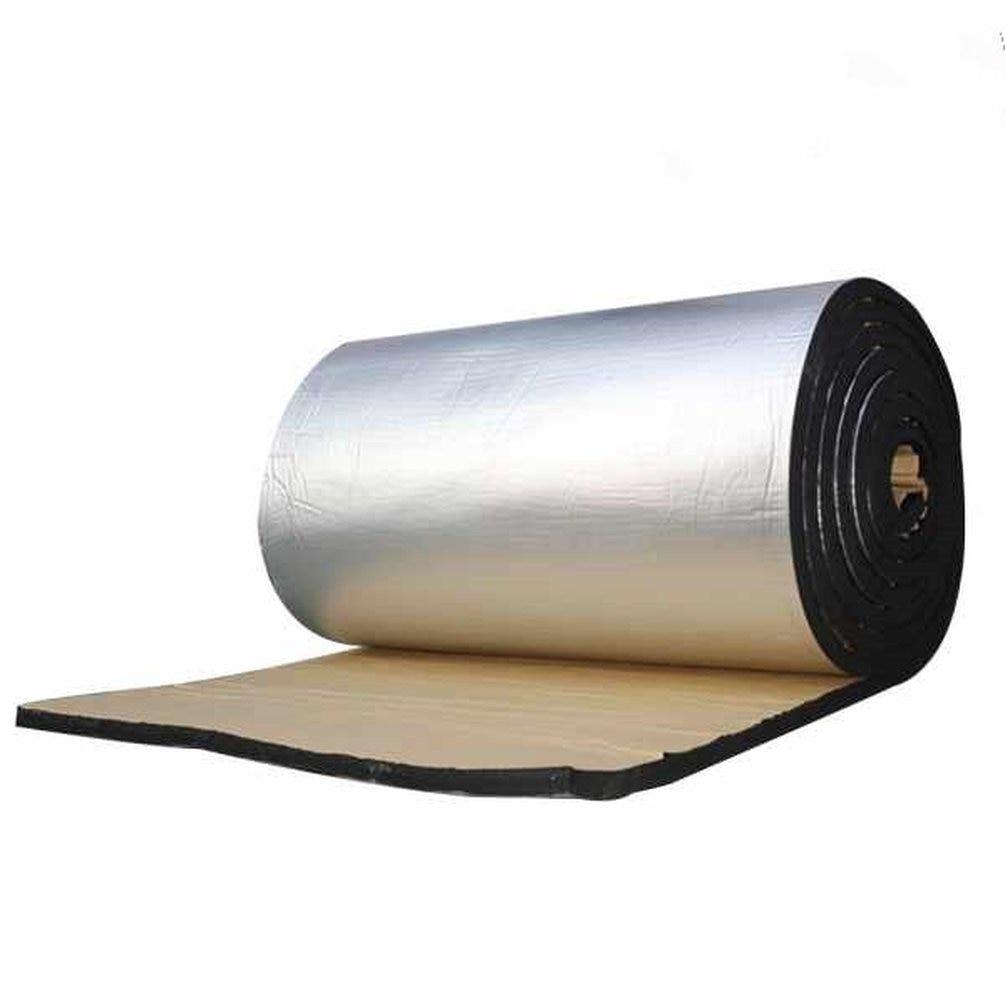 Car Heat Shield Insulation Sound Deadener Mat Aluminum Foil Car Sound Deadener Noise Insulation Acoustic Dampening Foam