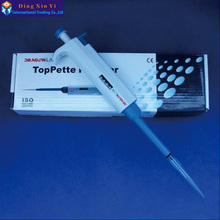 All size DLab Single-channel Manual Adjustable Volume Mechanical Pipette-TopPette Dragon lab Pipettor Pipet