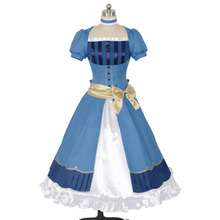 Black Butler Elisabeth Kuroshitsuji Elizabeth Cosplay Dress Costume Girls party lolita dress
