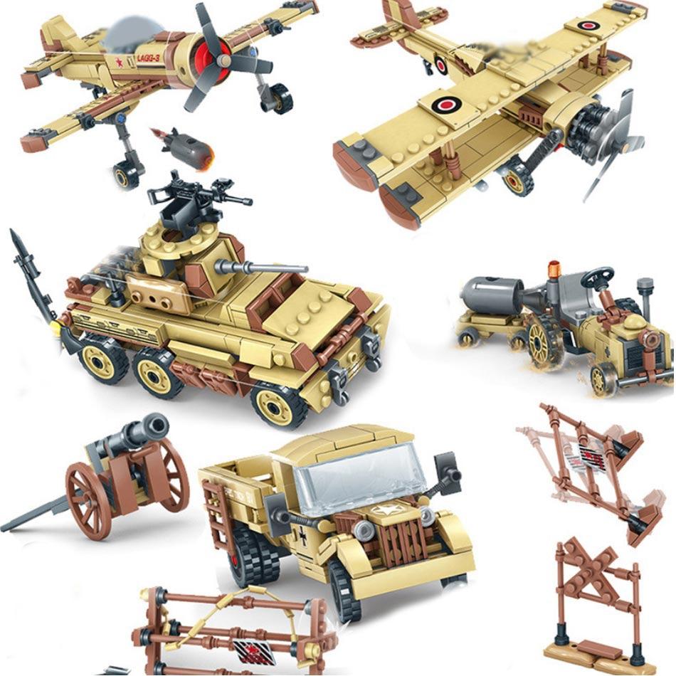 1035 pcs ww2 exercito tropa militar tanque caminhao aviao modelo soldado arma armas compativel cidade swat