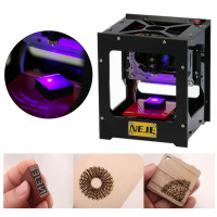 1500mW Intelligent Micro Laser Engraver Cutter Machine Mini USB Bluetooth Engraving Machine Art Craft DIY Free
