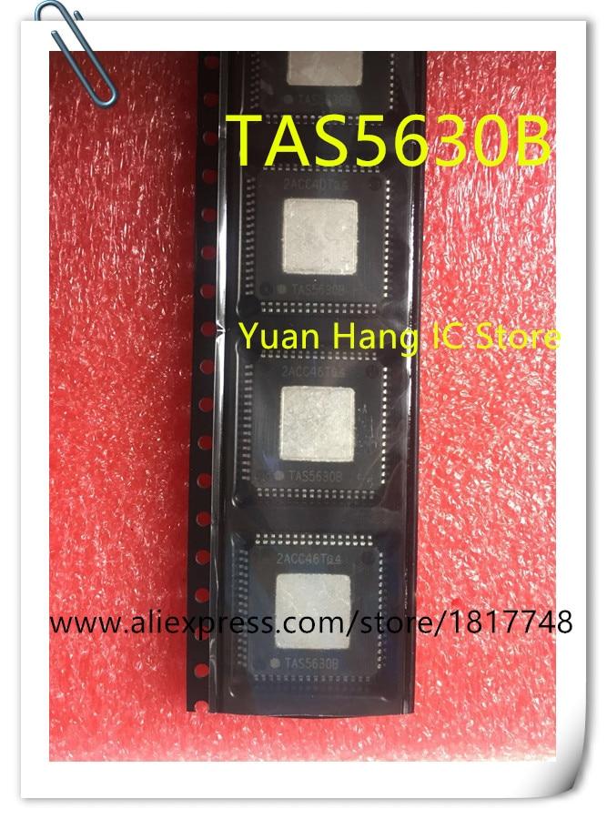 1PCS TAS5630BPHDR HTQFP-64 TAS5630BPHD TAS5630B TAS5630 HQFP-64 Audio Amplifier New Original