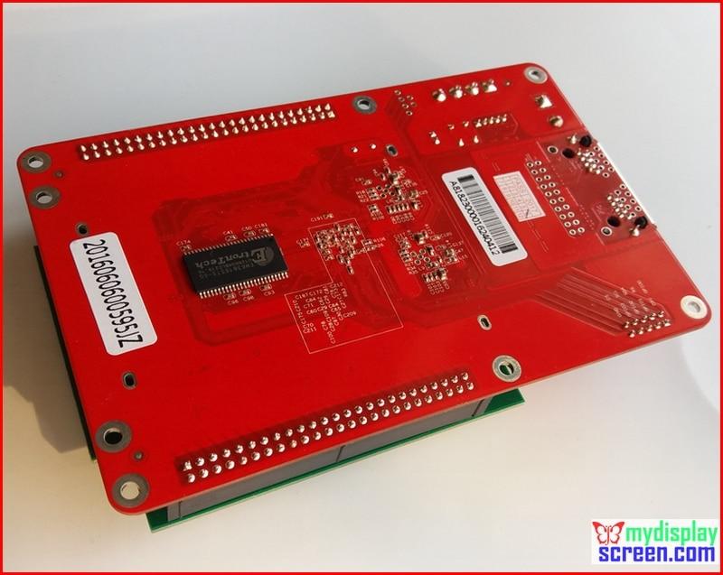 Полноцветный rgb контроллер 256*256 пикселей, 1/16, 1/8, 1/4, 1/2, 2G память c& светильник i5AF/ledshout9 LEDVISION, async+ syc контрольная карта