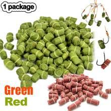 1 пакет, рыболовная приманка с запахом травы, искусственная приманка на рыбалку, формула, насекомые, удочки 88 шт. XR Hot