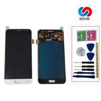 J320f lcd para Samsung Galaxy J3 DE 2016 J320 J320F SM-J320F Pantalla LCD MONTAJE DE digitalizador con Pantalla táctil LCD reemplazar parte