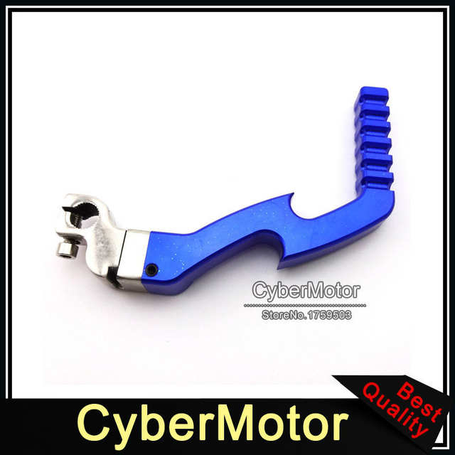 Blue Kick Start Lever For Honda CRF50 CRF70 CRF100 CRF150 CRF230 Pit Dirt  Bike