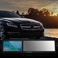 De alta Calidad de 4.3 pulgadas de Pantalla Táctil de Navegación GPS Bluetooth Espejo Retrovisor 2.0 UE Mapa de la Ayuda FM de Transmisión tk103b