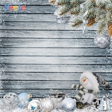 Yeele Christmas Photocall Decor Old Wood Snowman Photography Backdrops Personalized Photographic Backgrounds For Photo Studio yeele christmas photocall candy old wood gift decor photography backdrops personalized photographic backgrounds for photo studio