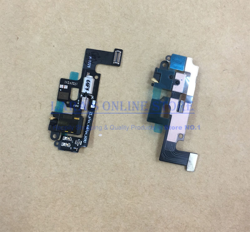 Original For Lenovo ZUK Z2 Earphone Audio Jack W/ Vibration Motor Board Flex Cable Ribbon Replacement Spare Parts
