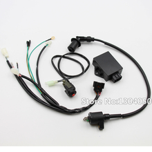 Complete Kick Start Engine Wire Wiring Harness Loom CDI Coil Kill Switch Kits for LIFAN W150cc_220x220 popular cdi wire harness buy cheap cdi wire harness lots from engine wiring harness for sale at gsmportal.co