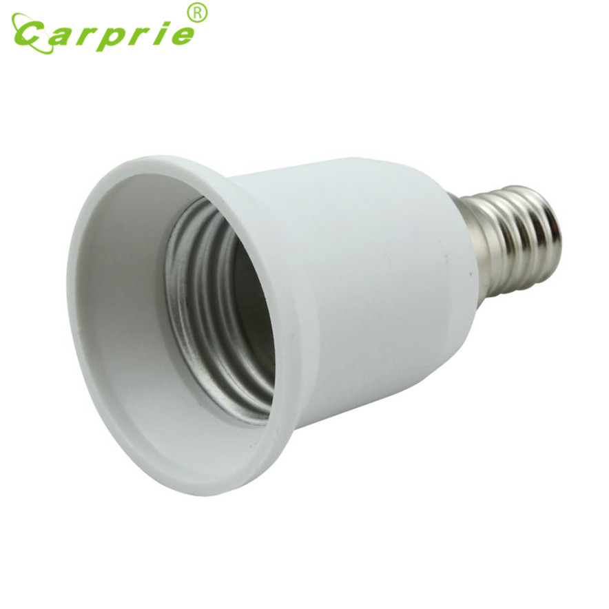 CARPRIE E14 to E27 Base Socket Light Bulb Lamp Holder Adapter Plug Converter U70201 drop ship