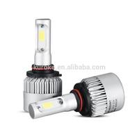 YCL S2 H4 H7 H13 H11 H1 9005 9006 H3 9004 9007 9012 COB LED Headlight
