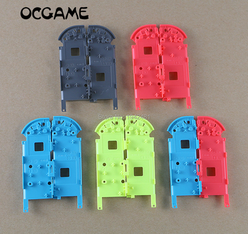 OCGAME 50sets/lot Joy-Con Controller Battery Holder Replacement Right Left Midlle Frame for Switch NS NX stand Housing Case