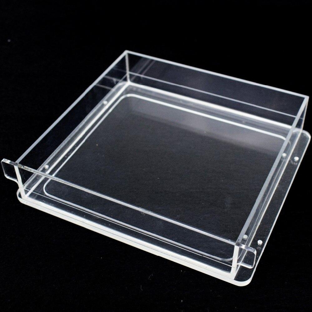 Resin tank for SLA printer for Form1 form 1+and moai SLA 3D printer