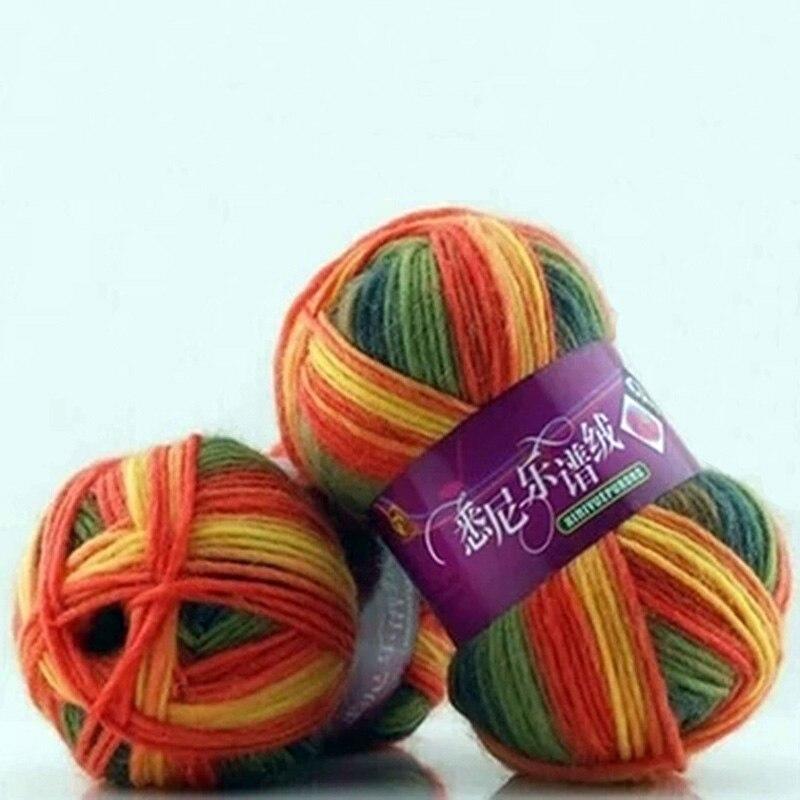 500 g / bolsa Sydney Music Line aguja de hilo de lana de alta calidad - Artes, artesanía y costura