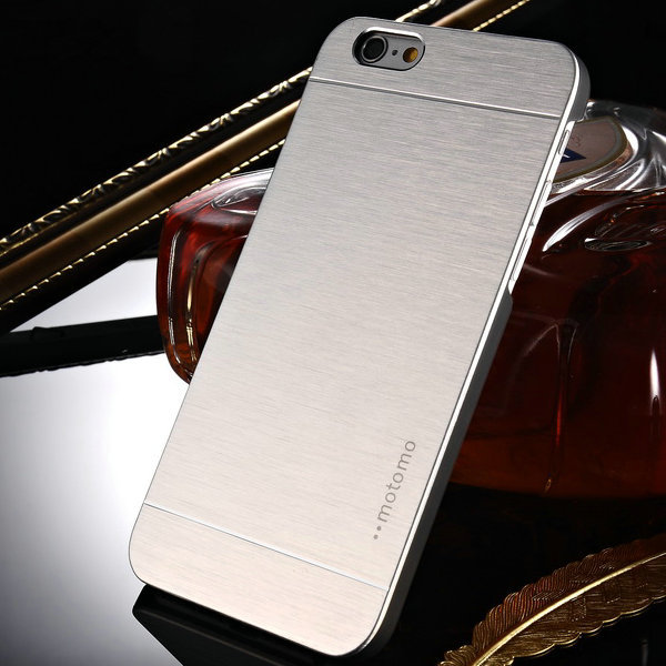Luxury Aluminum Case for iPhone 6 4.7 Inches Phone Hard Aluminum Skin  Plastic Back Cover Brand New 2015 on Aliexpress.com  bbd1337972