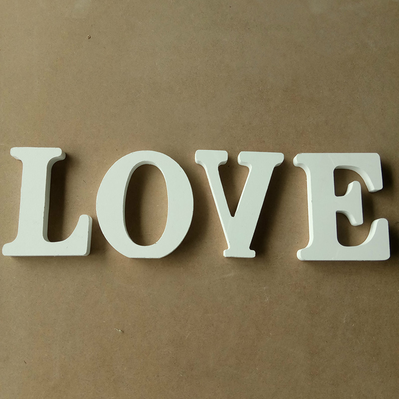 1pcs home decor wooden letter alphabet 26 wooden english letters diy crafts ornaments wedding birthday party decoration 6zcx224