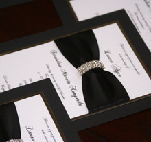 30pcs Square Heartround Pearl Grade A Diamante Crystal Rhinestone Ribbon Buckle Cer On Wedding Invite Embellishments