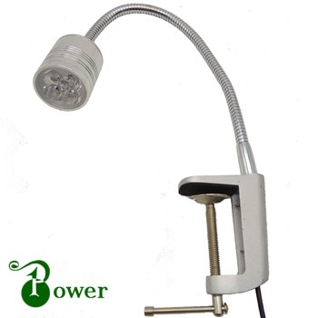 clamp on led task lamp