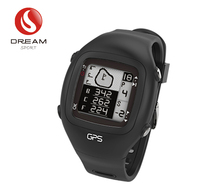 Dream Sport GPS Golf Watch With 30000 Plus World Wide Golf Course New Color Black