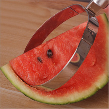 Stainless Steel Vegetable Fruit Melon Corer Seed Dig Pulp  Remover Separator Peeler Pineapple Watermelon slicer