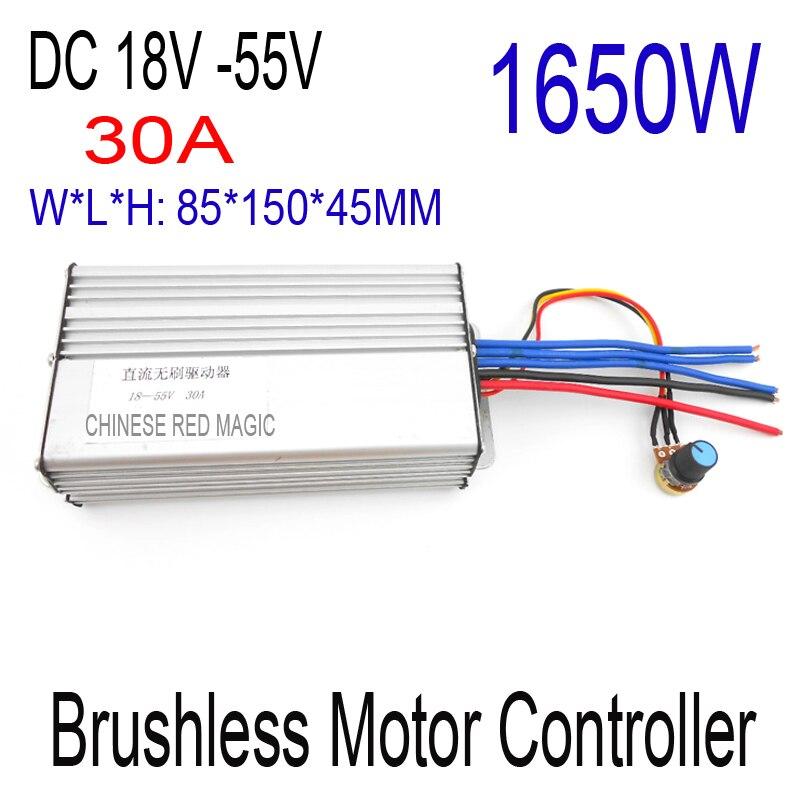 Online Buy Wholesale 36v Brushless Motor Controller From China 36v Brushless Motor Controller
