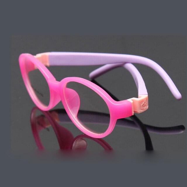 2018 niños de la manera gafas de Marco lindo bebé monturas de gafas ...