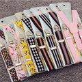 new  Clip-on Suspenders elastic Braces high quality 2.5cm boys and girl new Cartoon kids baby children accessories