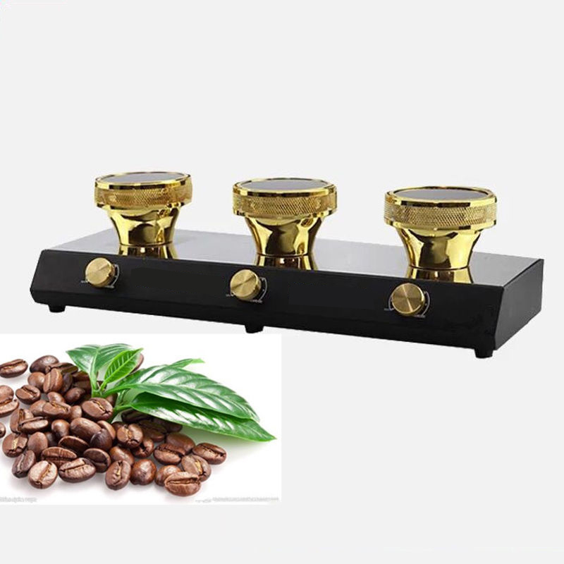 High Quality 3 Heads 400W 220V Halogen Beam Heater Burner Infrared Heat for Hario Yama Syphon Coffee Maker hario