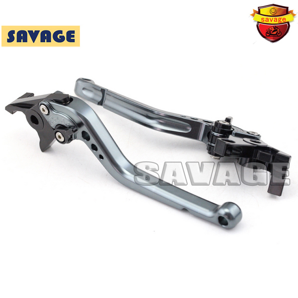 For TRIUMPH SPEED TRIPLE SPEED MASTER TIGER 800/1050 Motorcycle CNC Billet Aluminum Long Brake Clutch Lever Titanium for triumph tiger 800 tiger 1050 tiger explorer 1200 easy pull clutch cable system