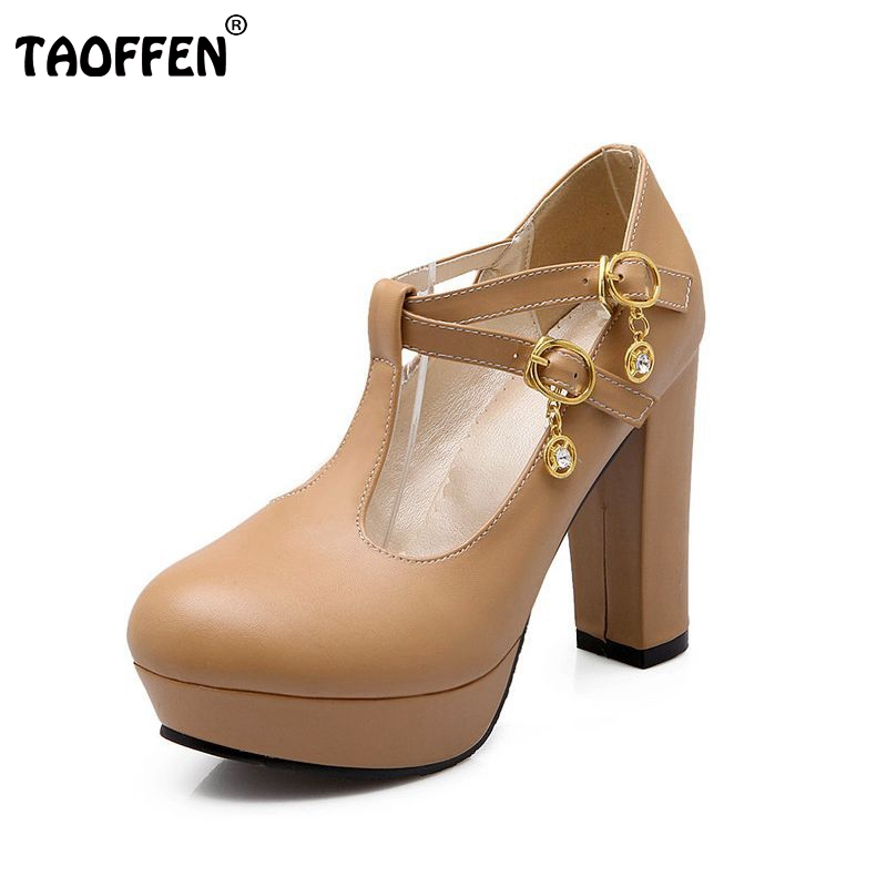 women square high heel shoes platform sexy quality lady brand wedding fashion heeled pumps heels shoes size 32-43 P16694 hot sale brand ladies pumps sexy women high heels platform sexy women high heel pumps wedding shoes free shipping 2888 1