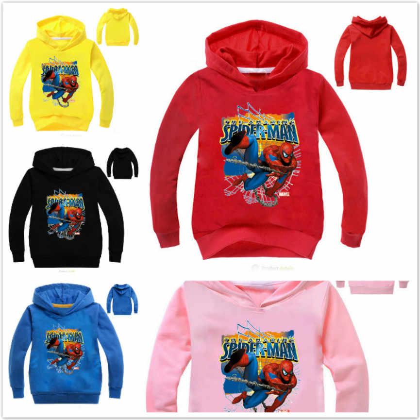 9ec753344993 Detail Feedback Questions about SpiderMan Cotton Jacket Cartoon ...