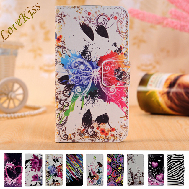 Flower Leather Wallet Phone Case For Samsung Galaxy S3 S6 S7 Edge Grand Neo i9082 i8552 J2 J5 Prime G530 S7562 A3 A5 2016 G355H