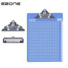 Ezone a4/a5/a6 записывающая папка пластиковая для файлов металлический