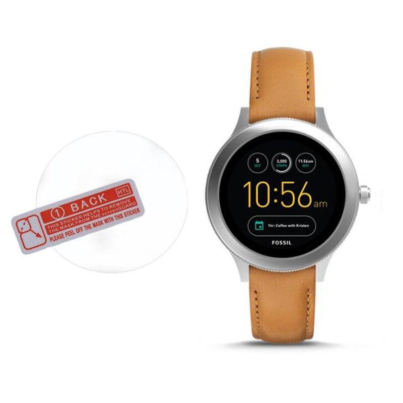 f69603956f869 Para um Crescimento Inteligente Relógio Fóssil Gen 3 Smartwatch Q Venture  Tampa de Vidro Temperado Película Protetora Protetor de Tela Ultra Clear  Guarda em ...