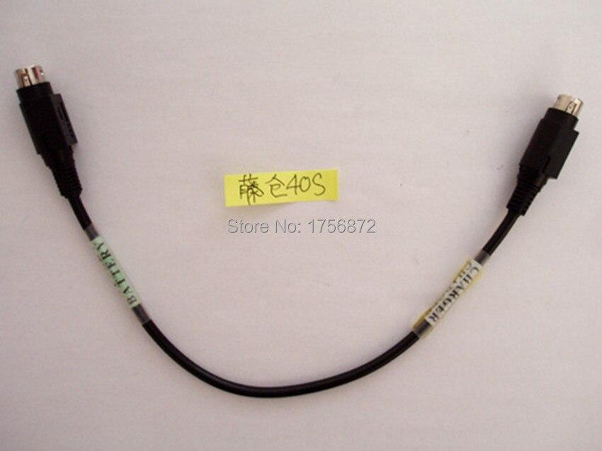 Fabriqué en chine DCC-08 cordon de chargeur de batterie pour fuji kura Fusion épisseur FSM-40S câble de cordon d'alimentation