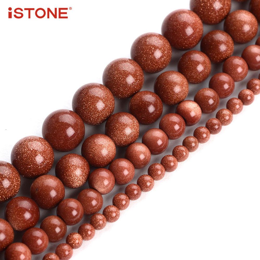 ISTONE 100% Натуральний дорогоцінний - Вишукані прикраси