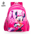 Cartoon Minnie Kids Bags Children Backpack Boy Schoolbag Children Quality School Student Backpack For Girls 3D Printing