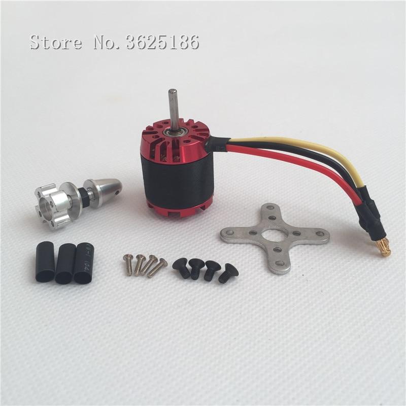 N2830 1000KV 1300KV  2830 Brushless Motor Multicopter Drones 9045  10X6 10X5 Props  DC Outrunner Motor
