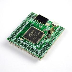 Image 1 - INHAOS ליבה בשל SAM3X8E 32 סיביות ARM Cortex M3 מיני מודול עבור Arduino תואם IoT MCU 512K פלאש 96K RAM 12Bit ADC DAC 84MHz