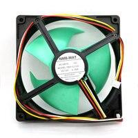 New Original NMB FBA12J12V DC12V 0.35A 12cm for Refrigerator cooling fan