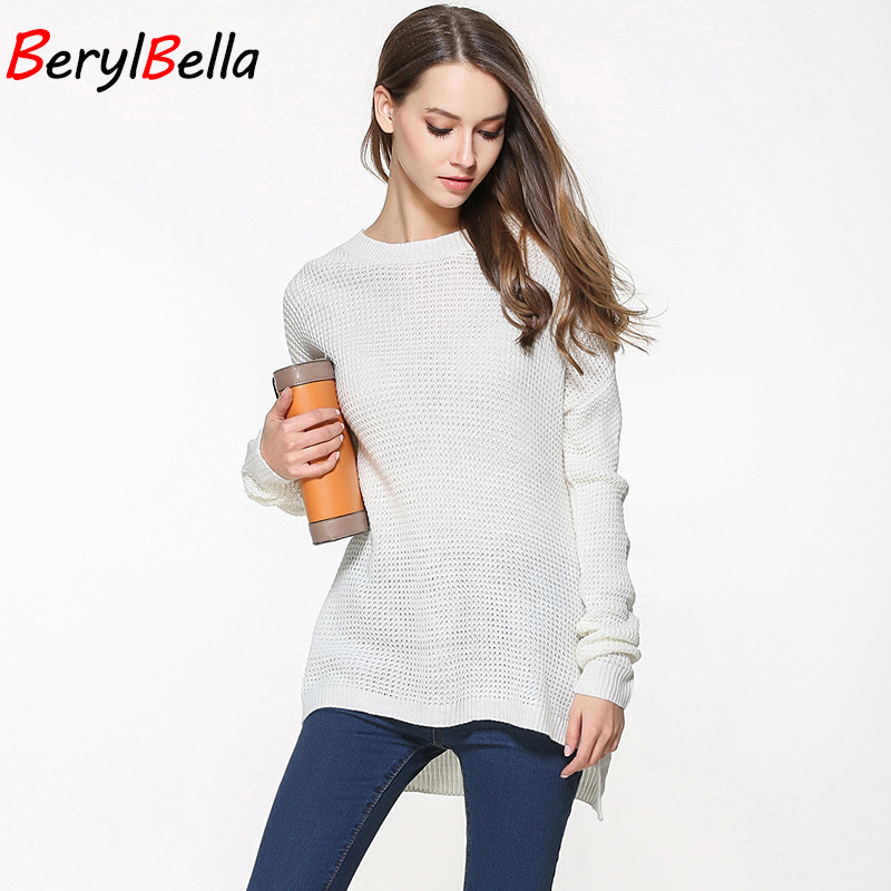 Jersey Mujer Suéter Camisa Invierno Primavera Suéter Oversized - Ropa de mujer - foto 1