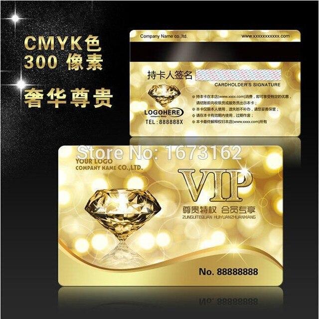 Dhl 500pcs custom vip pvc card printing membership loyalty cards dhl 500pcs custom vip pvc card printing membership loyalty cards member magnetic strip plastic card reheart Gallery