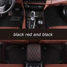 Custom car floor mats For BMW all models X3 X1 X4 X5 X6 Z4 f30 f10 f11 f25 f15 f34 e46 e90 e60 e39 e84 e83 e70 e53 g30 e34 f48