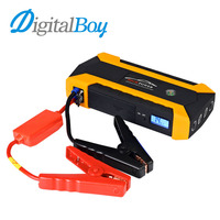 New 18000mAh 4USB Portable Car Jump Starter Emergency Power Bank Booster Car Battery Charger Starting Device